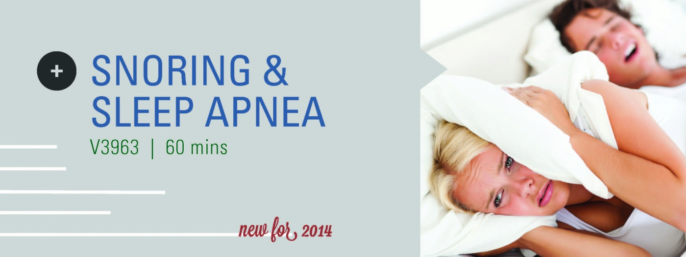Snoring and Sleep Apnea – Prevention and Treatment