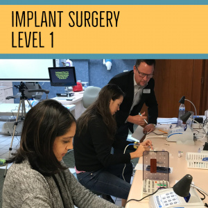 Implant 1course