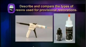 Effective Provisional Restorations - V1928 - CE Video Library