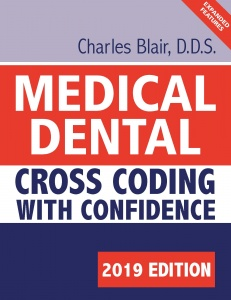 Medical Dental Cross Coding with Confidence - BMD19 - Insurance Coding Manuals