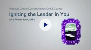 Igniting the Leader in You - 110119 - CE Courses