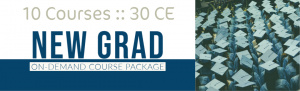 New Grad - On-Demand 2020 Course package - CE Courses