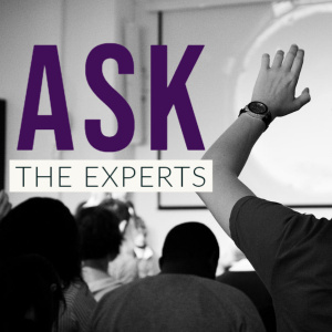 Ask the Experts 2020 - X4717