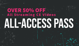 All-Access Pass - CE Video Library