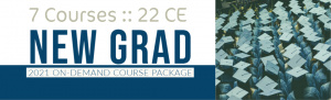 New Grad - On-Demand 2021 Course package - CE Courses