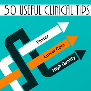 50 Useful Clinical Tips - 2021 - X4724 - CE Video Library